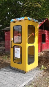 JRK-Telefonzelle